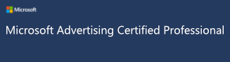 Microsoft Advertising Certified Professionals in Oldenburg: traffic lab